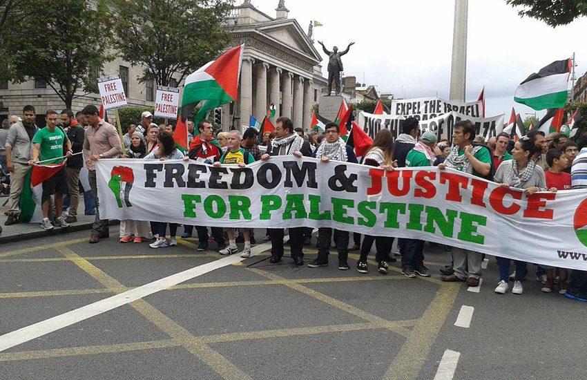 Irlandia Memberikan Dukungan pada Upaya Perdamaian Palestina