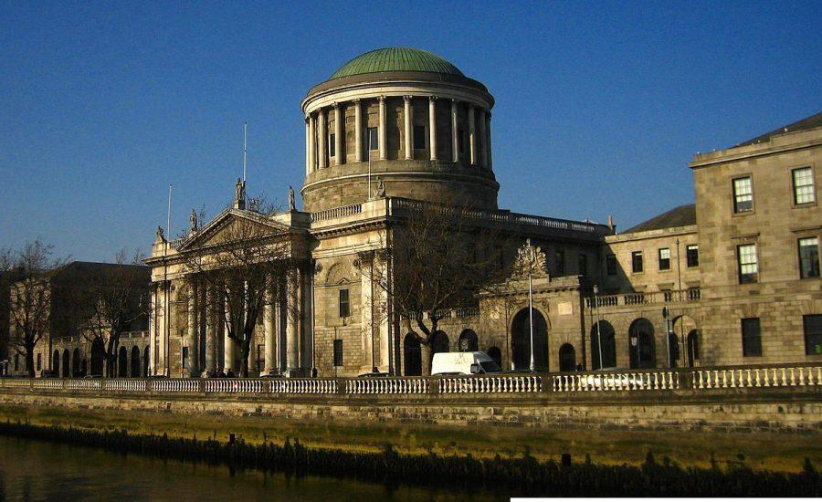 Kekuasaan Badan Kehakiman di Irlandia