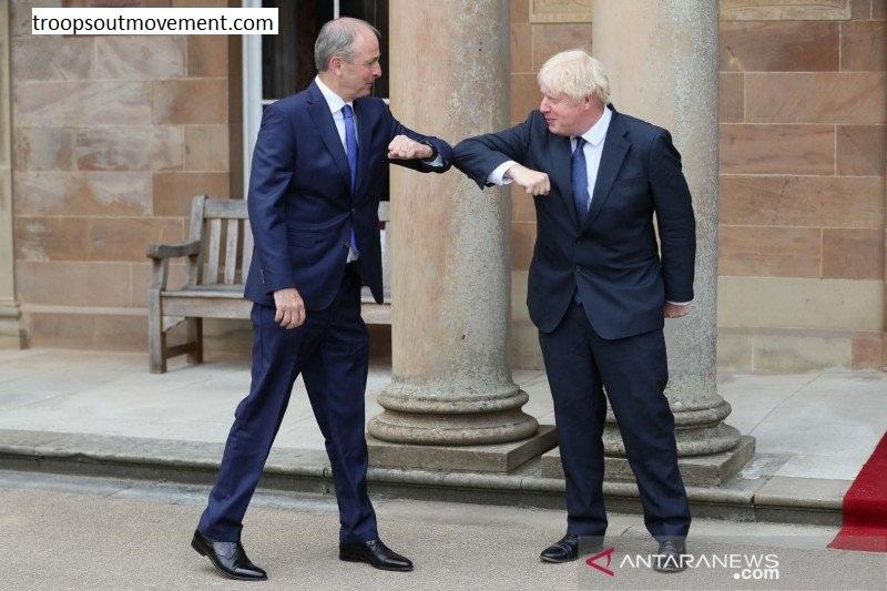 PM Irlndia dan Inggris Meminta Warga Tenang Terhadap Irlandia Utara
