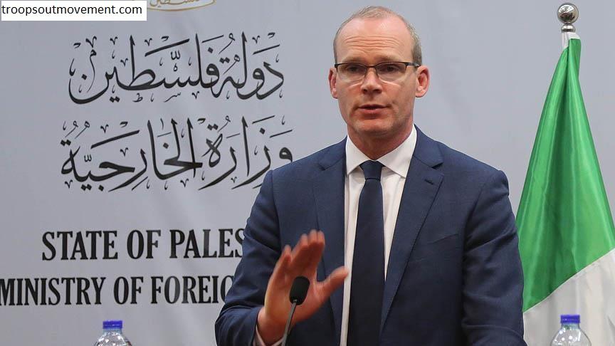 Dukungan Ekonomi Irlandia Dengan Israel dan Palestina