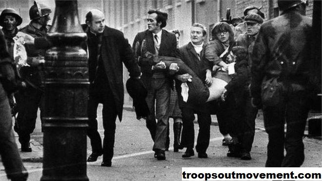 Kejahatan Amnesty on Troubles digambarkan Sebagai 'serangan' Terhadap Perjanjian Damai Irlandia